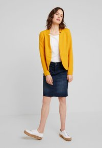 TOM TAILOR - OTTOMAN - Blazer - merigold yellow - 1