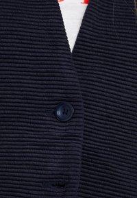 TOM TAILOR - OTTOMAN - Blazer - sky captain blue - 4