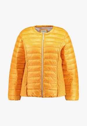 LIGHTWEIGHT JACKET - Giacca da mezza stagione - merigold yellow