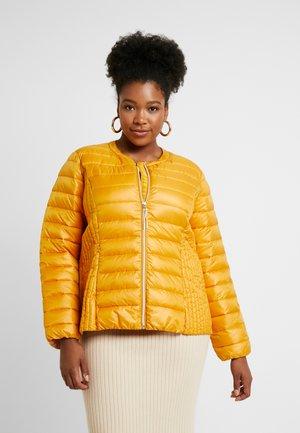LIGHTWEIGHT JACKET - Allvädersjacka - merigold yellow