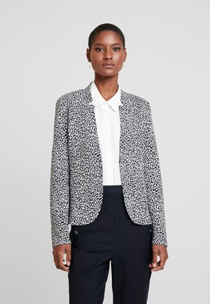 LEO OPTIC - Blazer - black/white/grey