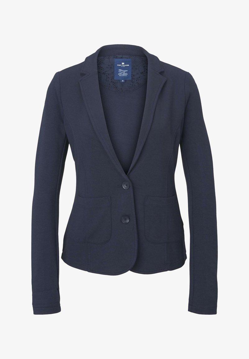 TOM TAILOR - Blazer - real navy blue