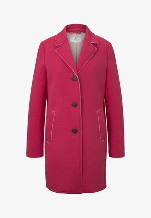 JACKEN & JACKETS SOMMERLICHER MANTEL - Short coat - blushing pink