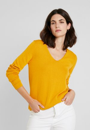 Jumper - merigold yellow