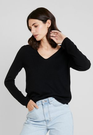 Jumper - deep black
