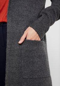 TOM TAILOR - Chaqueta de punto - grey melange - 5
