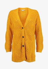 merigold yellow melange