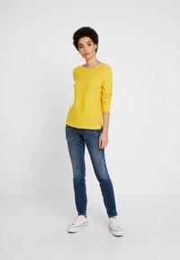 TOM TAILOR - NEW OTTOMAN - Sweter - jasmine yellow - 1