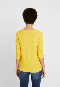 TOM TAILOR - NEW OTTOMAN - Sweter - jasmine yellow - 2