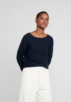 SWEATER NEW OTTOMAN - Sweter - sky captain blue