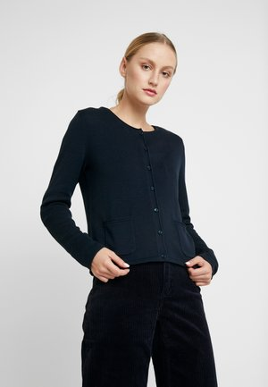SMALL BUTTONED UP - Cardigan - sky captain blue