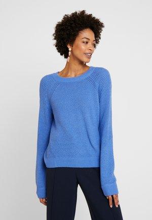 Sweter - sicilian blue