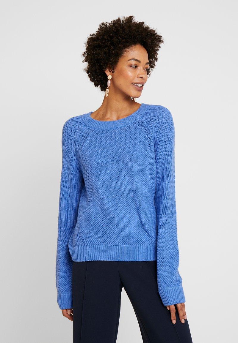 TOM TAILOR - Sweter - sicilian blue