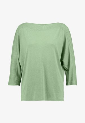 Sweter - sundried turf green