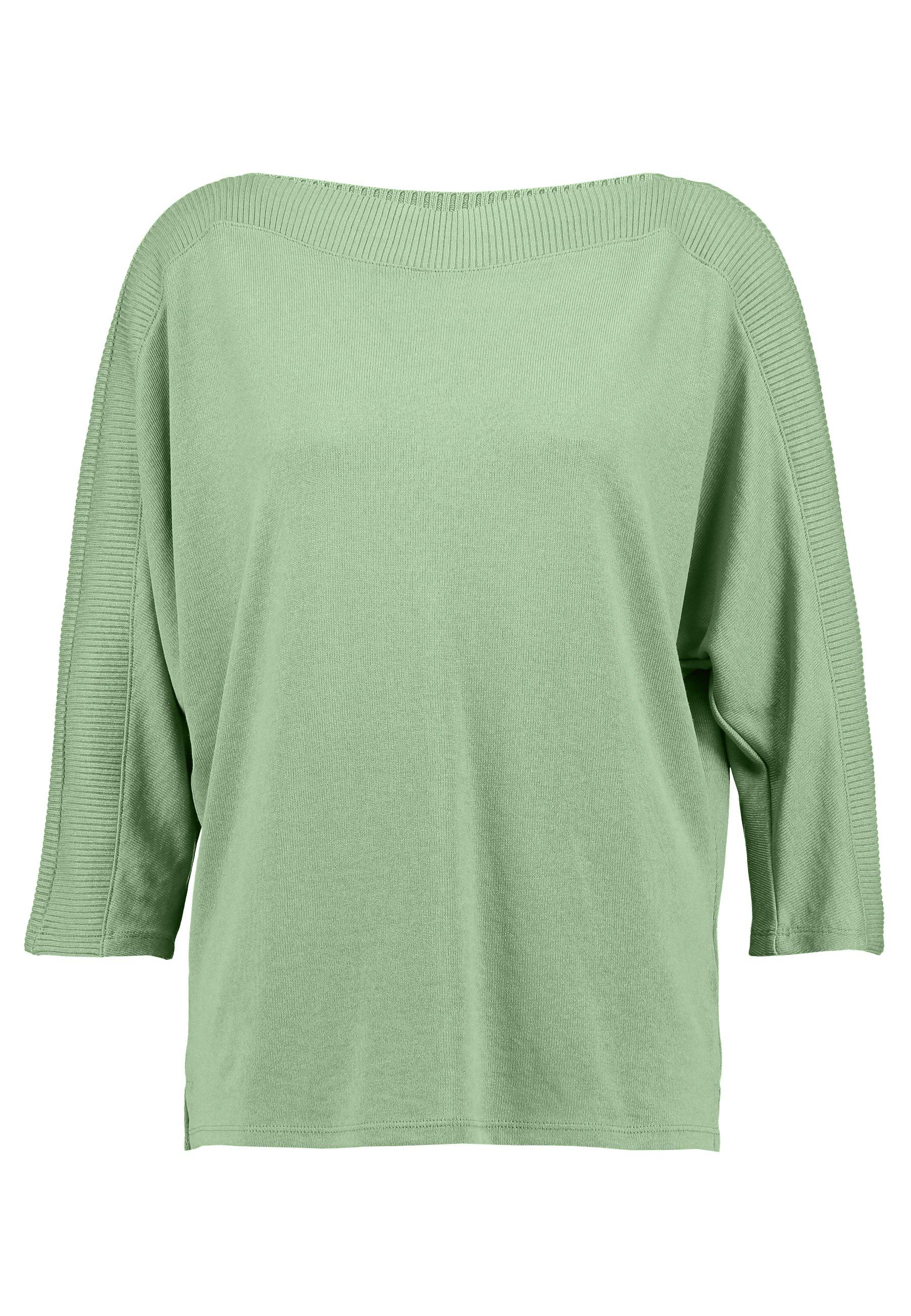 TOM TAILOR Sweter - sundried turf green