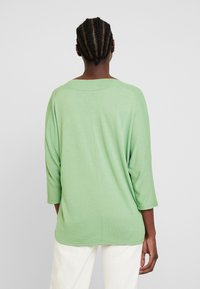 TOM TAILOR - Sweter - sundried turf green - 2