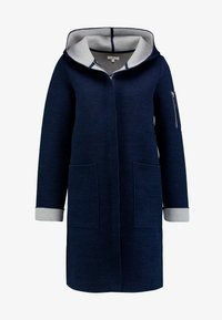 TOM TAILOR - DOUBLEFACE - Classic coat - sky captain blue - 4