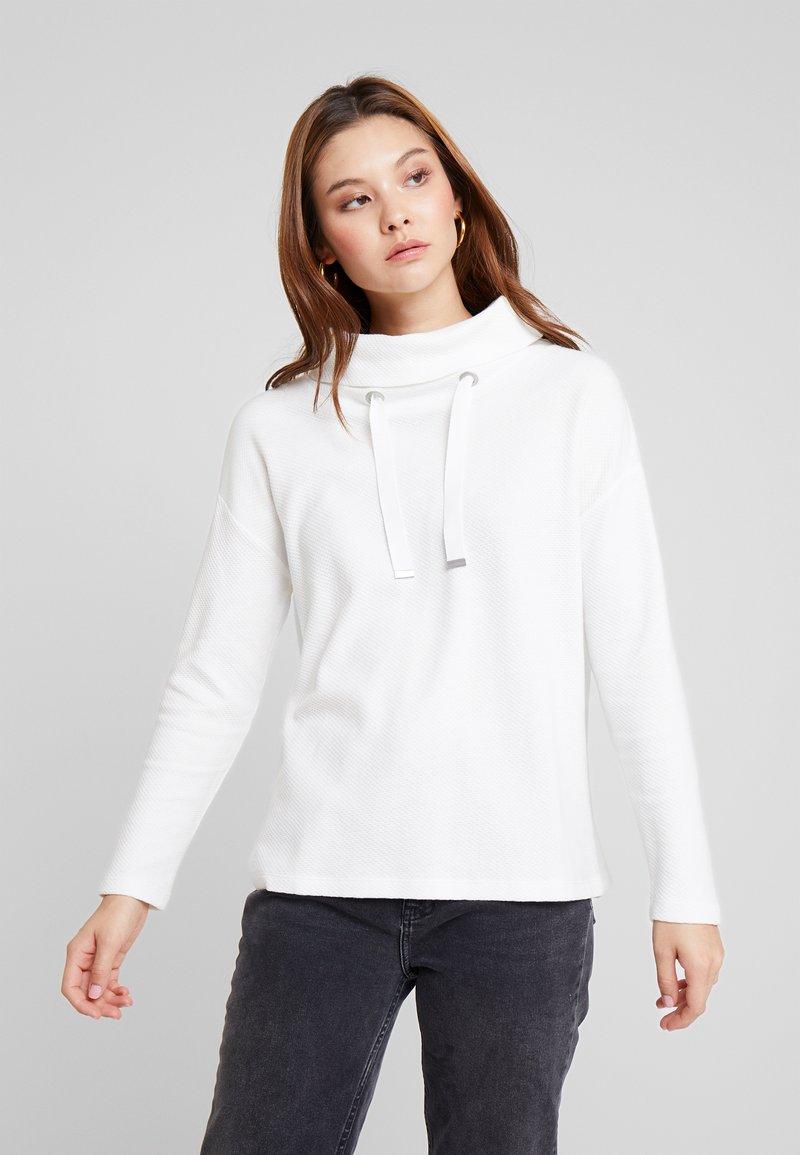 TOM TAILOR - Sweatshirt - whisper white