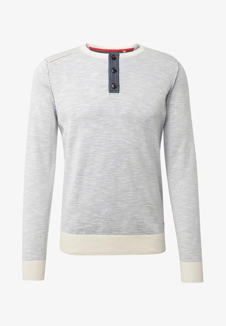 TOM TAILOR - Sweatshirt - off-white