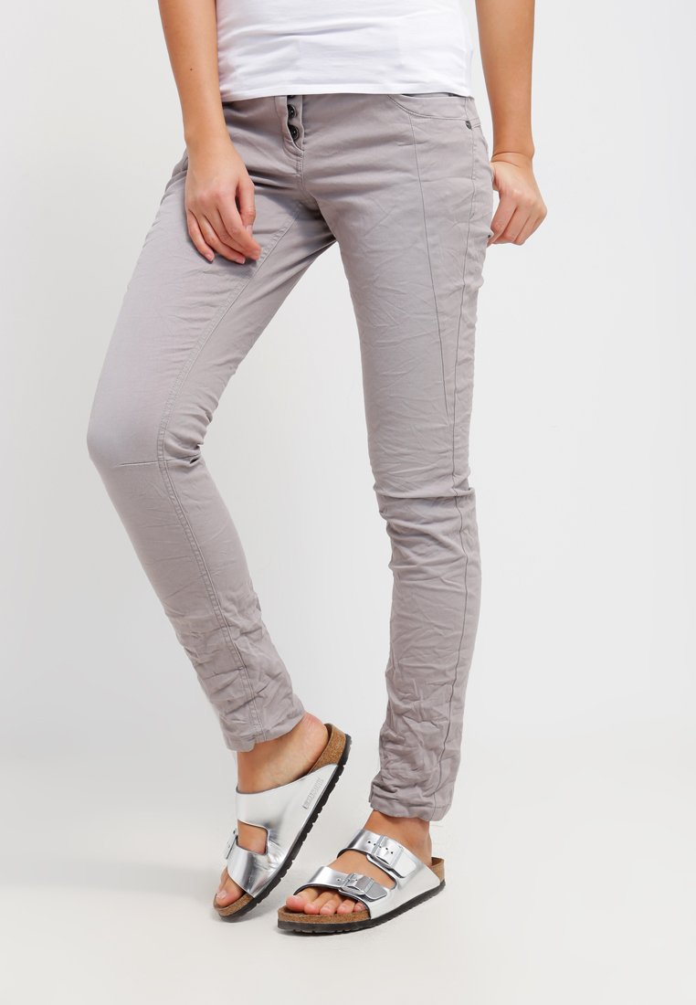 TOM TAILOR - Jeans Relaxed Fit - light frost grey