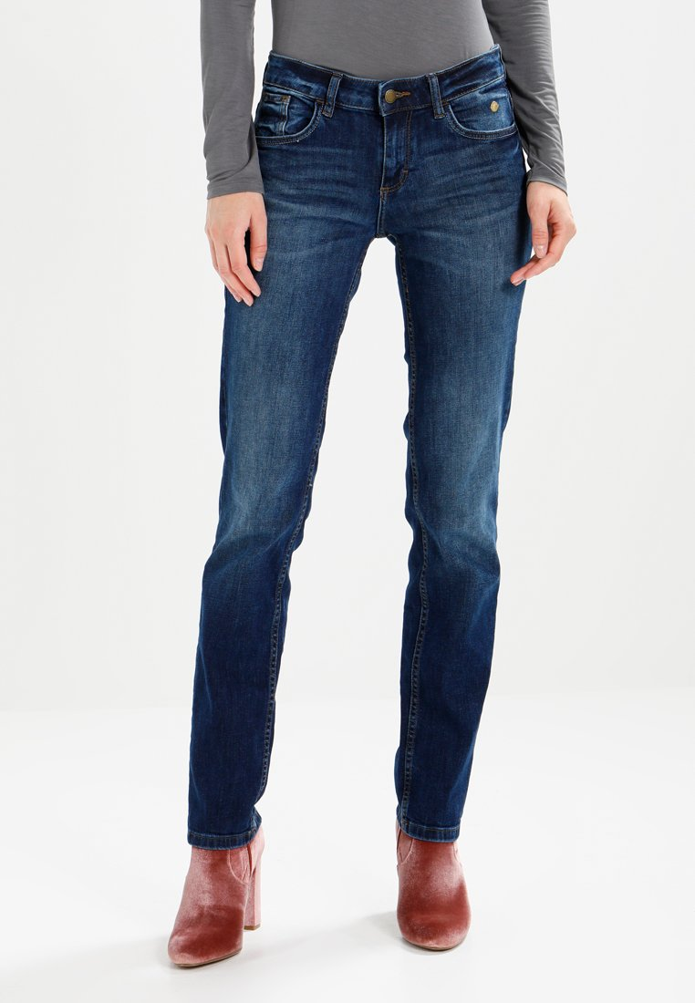 TOM TAILOR - ALEXA - Jeans a sigaretta - blue
