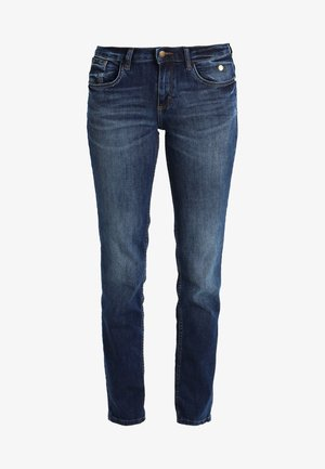 ALEXA - Jeans Straight Leg - blue