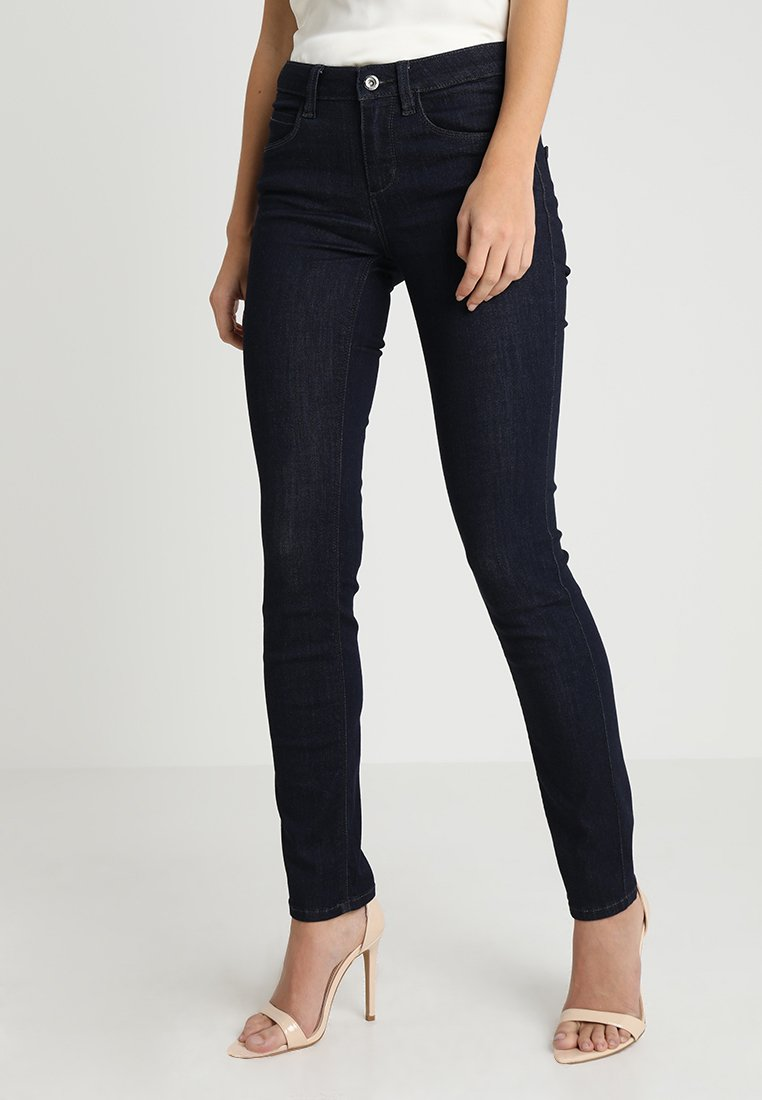 TOM TAILOR - ALEXA - Jeans Slim Fit - clean rinsed blue denim