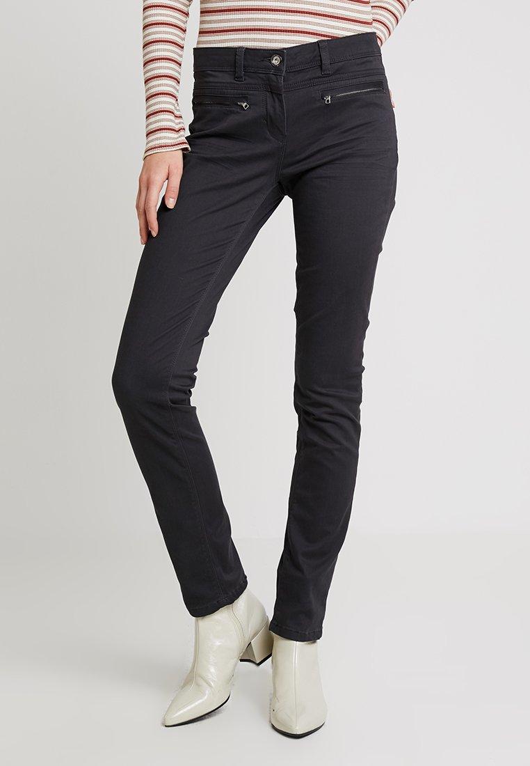 TOM TAILOR - ALEXA - Jeans Slim Fit - coal grey