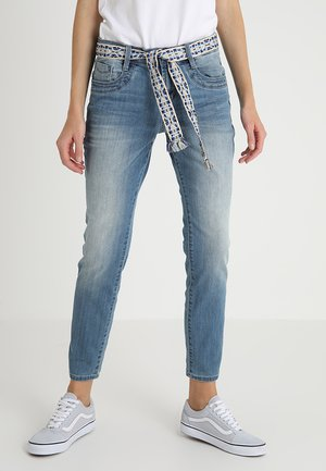 Jeans relaxed fit - light stone blue denim