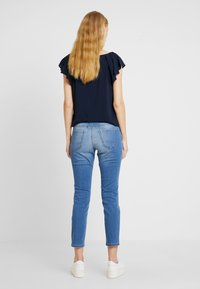 TOM TAILOR - Jeans Relaxed Fit - used mid stone blue denim - 2