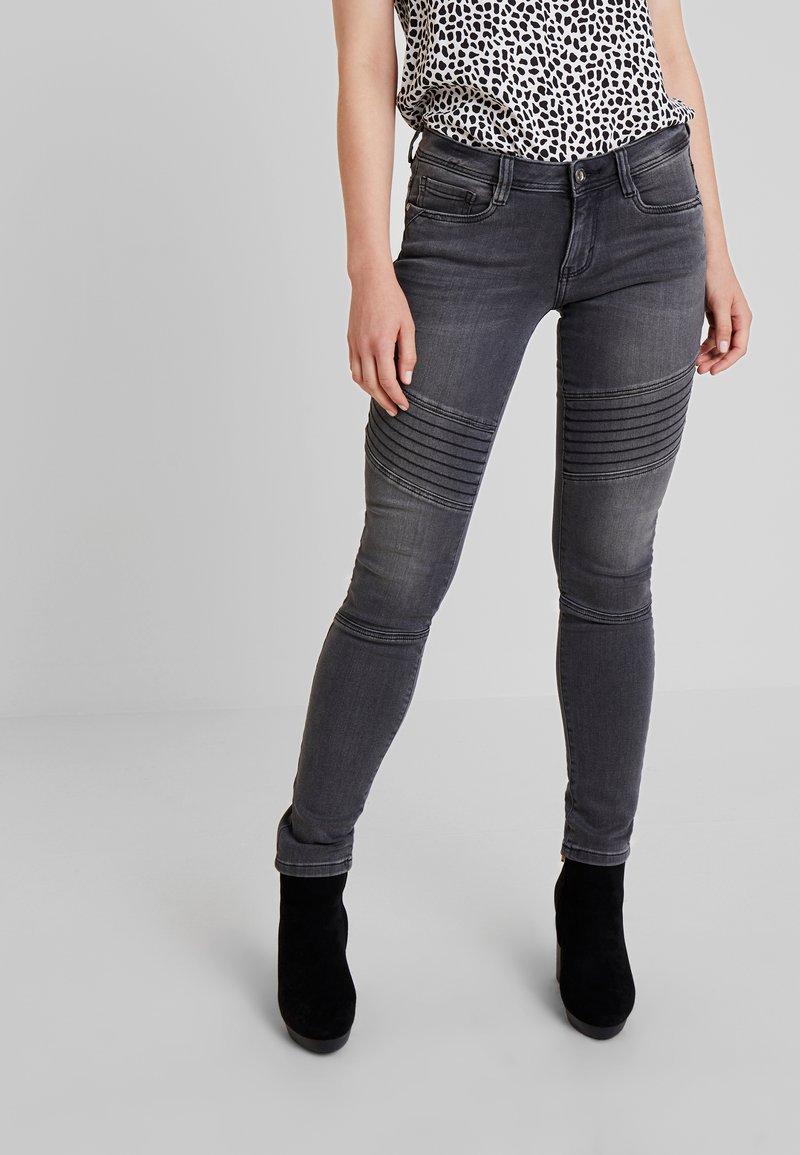 TOM TAILOR - CARRIE - Jeans Skinny Fit - grey denim