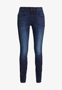 TOM TAILOR - KATE - Skinny džíny - dark stone wash denim/blue - 4