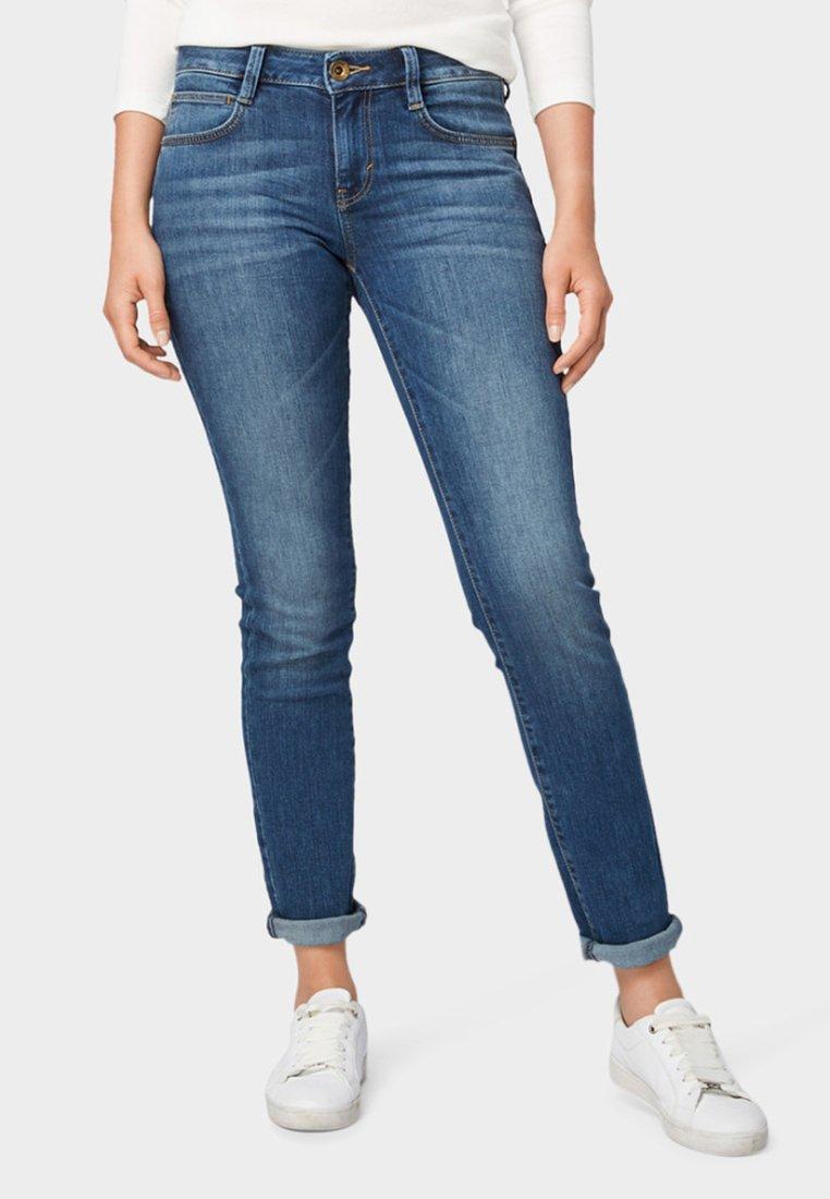 TOM TAILOR - ALEXA  - Slim fit jeans - light blue