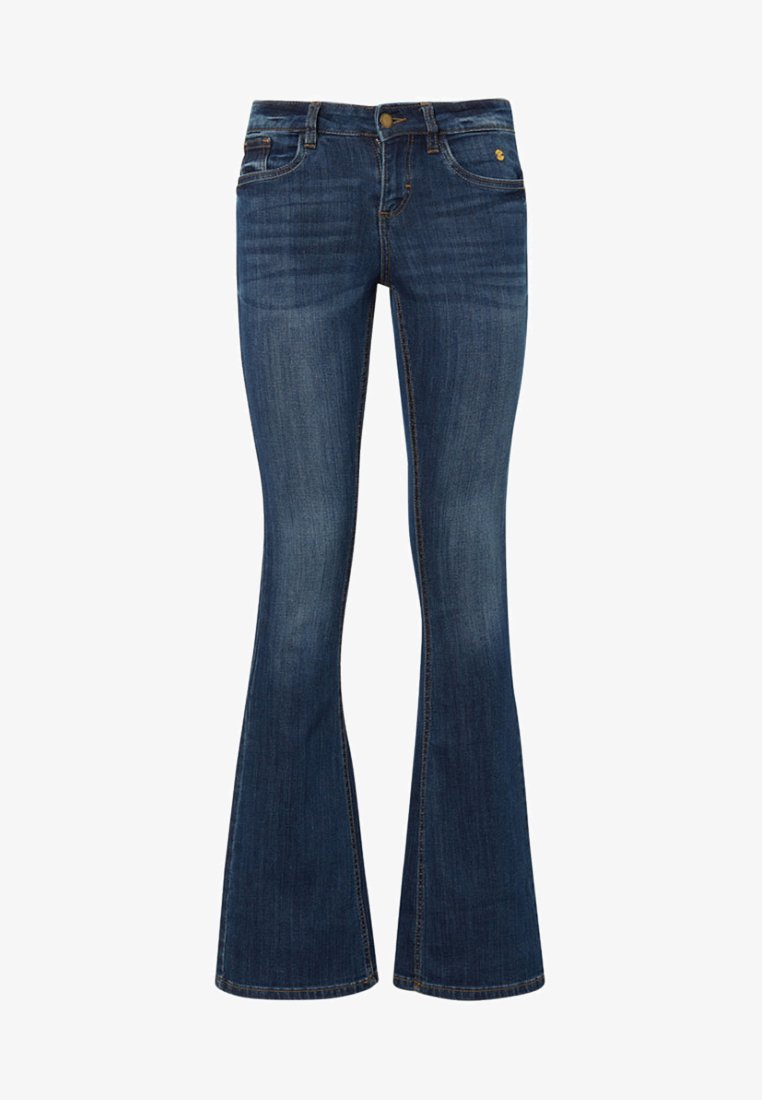 TOM TAILOR - ALEXA  - Jeans Bootcut - blue denim