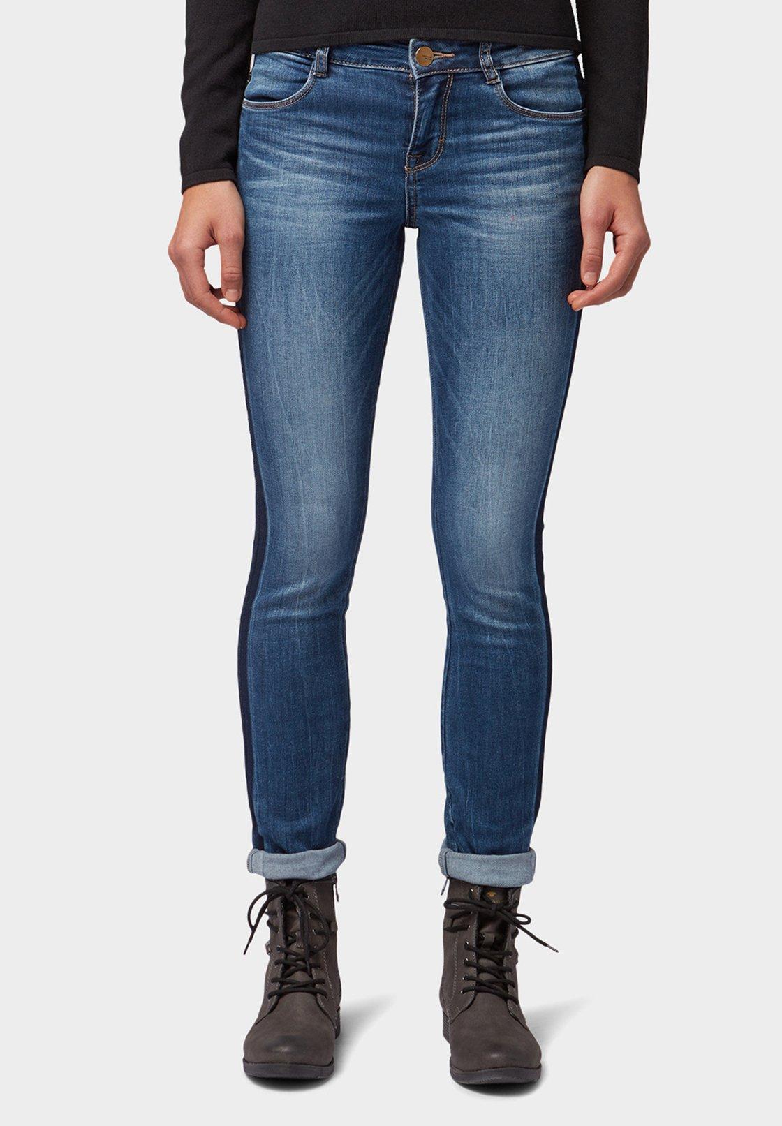 Tom Tailor Slim Fit Jeans Blue Denim 05IejrAe