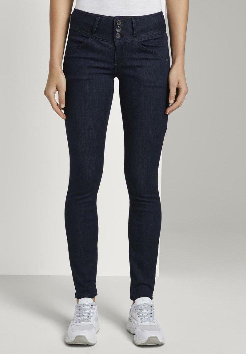 TOM TAILOR - Jeans Skinny - dark blue