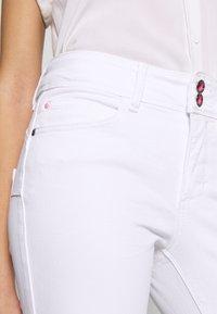 TOM TAILOR - ALEXA  - Jeans Skinny Fit - white denim - 4