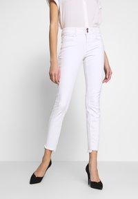 TOM TAILOR - ALEXA  - Jeans Skinny Fit - white denim - 0
