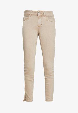 ALEXA - Jeans Skinny - dusty taupe