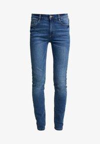 TOM TAILOR - KATE - Skinny džíny - denim blue - 4