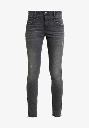 ALEXA - Jeans Skinny Fit - grey denim