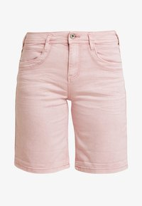 soft pink/purpl