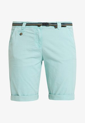 CHINO BERMUDA - Shorts - canton green