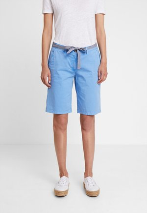 CHINO BERMUDA - Shorts - sea blue