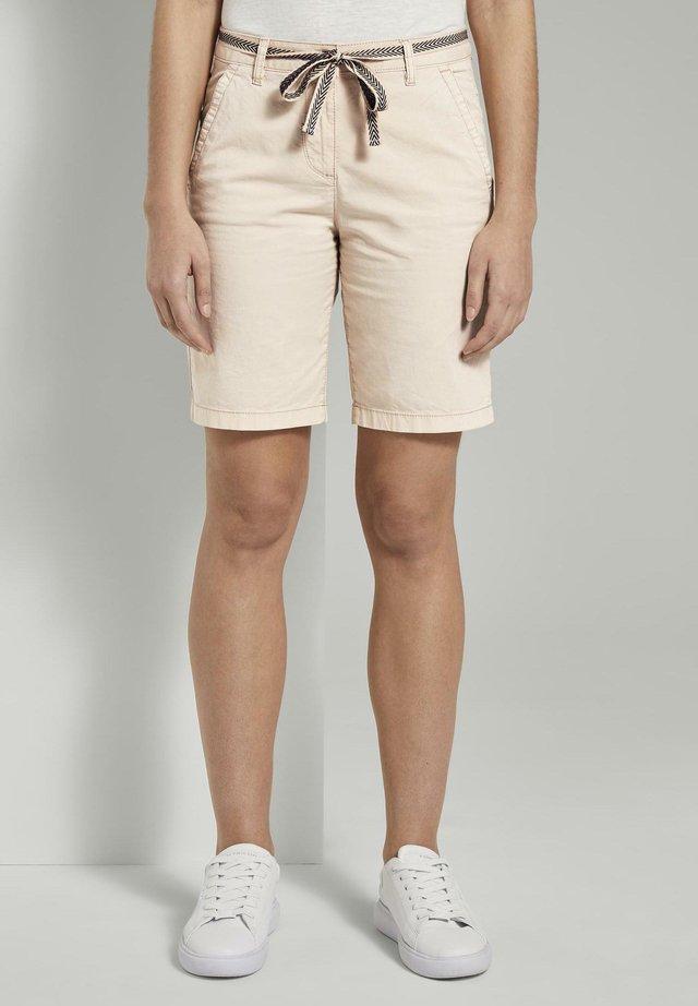 Shorts - soft vanilla