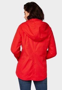 TOM TAILOR - EVERYDAY - Parka - brilliant red - 2