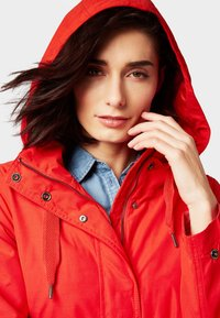 TOM TAILOR - EVERYDAY - Parka - brilliant red - 3