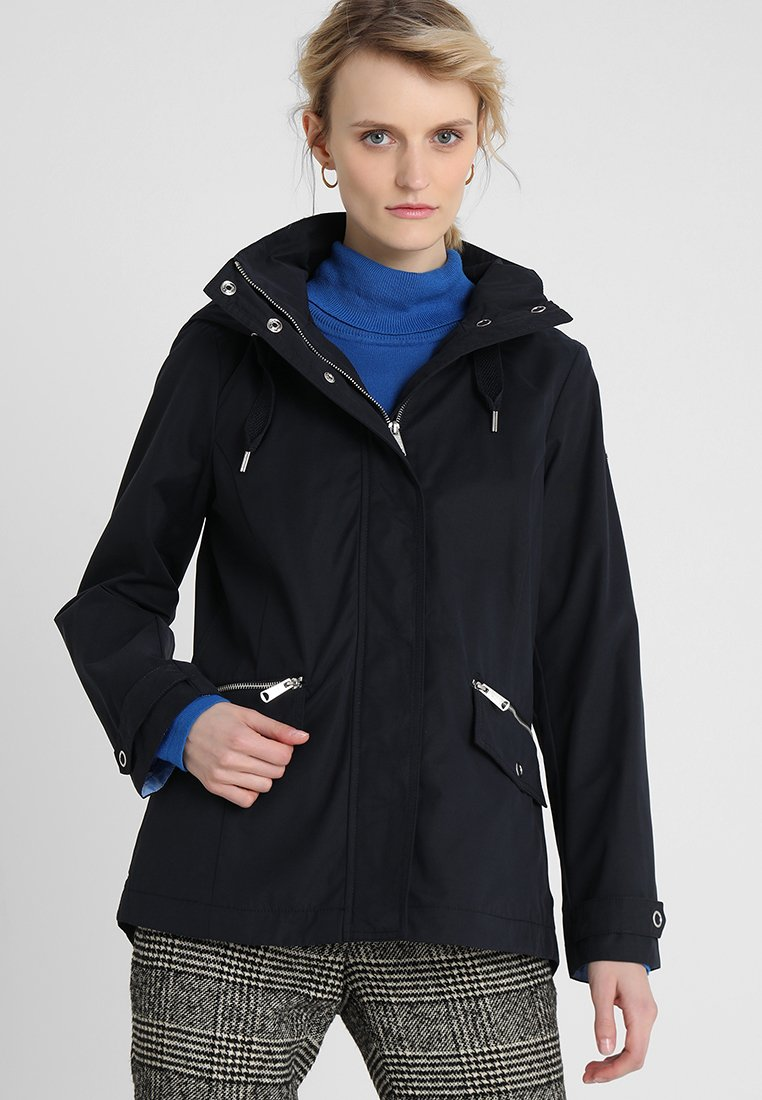 TOM TAILOR - EVERYDAY - Parka - sky captain blue