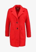 DOUBLEFACE COAT - Krátký kabát - brilliant red