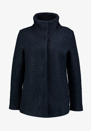 LONG JACKET - Winterjacke - sky captain blue